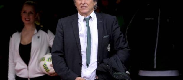 Jorge Jesús es candidato al banquillo del Real Madrid