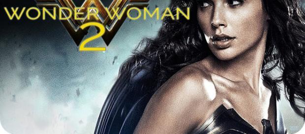 Poster de la película Wonder Woman 2
