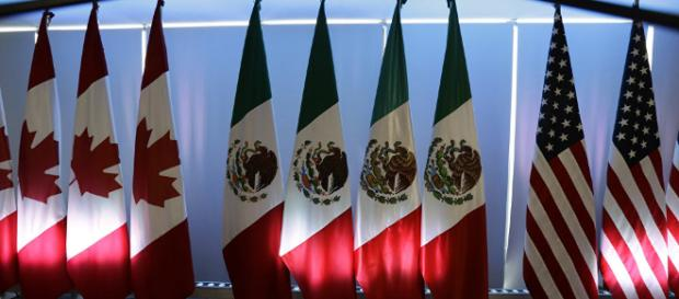 Presidente mexicano dialoga con su par canadiense sobre el TLCAN