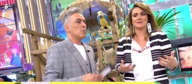 Sálvame: La insistencia de Kiko Hernández alteró a Carlota Corredero
