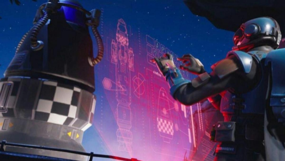 Fortnite Battle Royale Rocket Launch Next Week Hinted To Introduce