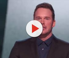 "Actor Chris Pratt accepted the Generation Award at the recent ""MTV: Movie Awards 2018"" event. [Image via MTV/YouTube]"