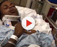 Los Angeles: Rich The Kid malmenato nell'abitazione della modella Tori Brixx (VIDEO) Immagine Instagram