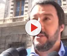 """Salvini: 'Cartelle Equitalia da cancellare sotto i 100.000 euro"""""""