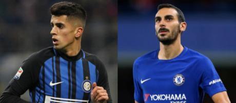 Joao Cancelo e Davide Zappacosta, obiettivi di mercato di Juventus ed Inter