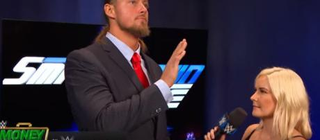 WWE announces release of wrestler Big Cass prior to 'SmackDown.' - [Image Source: WWE - YouTube screencap]