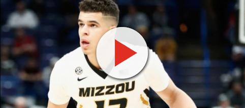If possible, the Cavs would like to select Missouri's Michael Porter Jr. at No. 8, Cleveland.com says. [Image via ESPN/YouTube screencap]