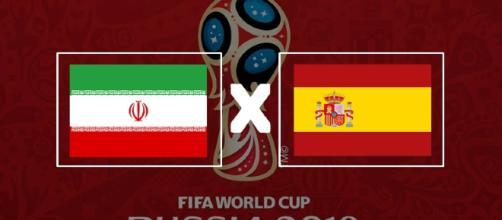 Copa do Mundo ao vivo: Irã x Espanha