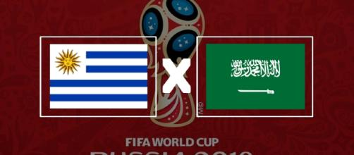 Copa do Mundo: Uruguai x Arábia Saudita ao vivo