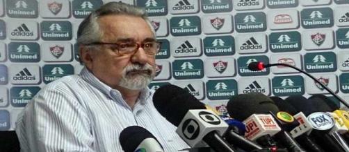 Fluminense oficializa Paulo Angioni como novo gerente-executivo de futebol. (Foto: Globoesporte)
