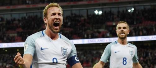 Fue filtrada la alineación de Inglaterra contra Panamá