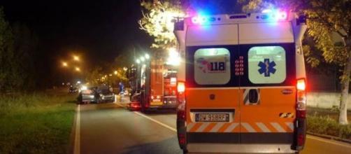 Incidente stradale vicino Vibo Valentia