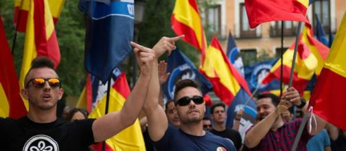 La extrema derecha se une en España