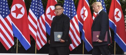 Les Etats-Unis vont récupérer des corps américains en Corée du Nord