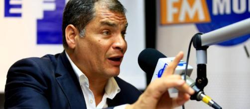 Rafael Correa - Presidente de Ecuador   EL PAÍS - elpais.com
