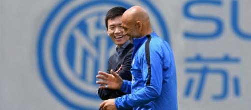 Spalletti e la richiesta a Zhang