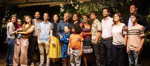 Cast di 'Tutto può succedere 3'. Repliche disponibili in streaming su RaiPlay