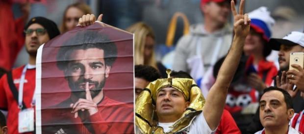 Rusia sella su clasificación ante la Egipto de Mohamed Salah