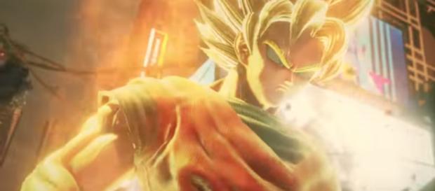 'Jump Force' image. - [Bandai Namco Entertainment America / YouTube screencap]