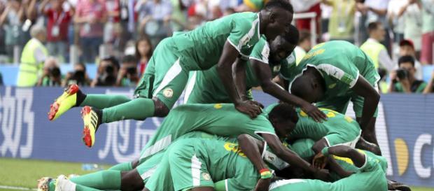 Senegal conseguiu uma importante vitória