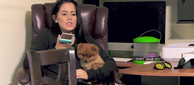 'Teen Mom 2': Jenelle Evans compares David Eason's firing to that of Farrah Abraham
