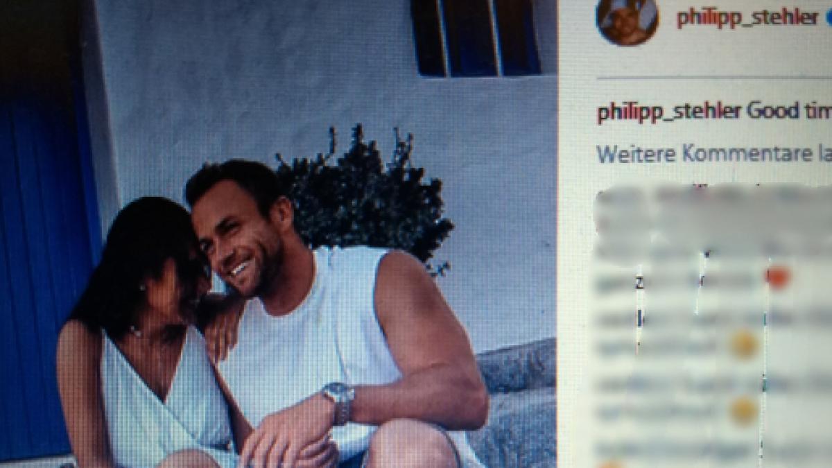 Bachelor In Paradise Philipp Und Pam Proben Das Familienleben Auf Ibiza