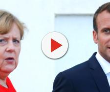 Merkel e macron mettono in difficoltà l'Italia