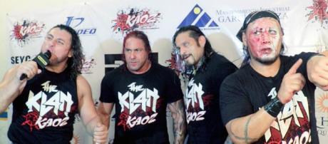 El Klan Kaoz confirma su debut en CMLL. - lanetadelascuerdas.com