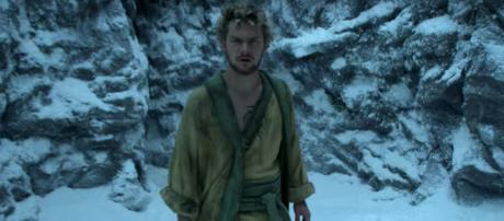 """""""Iron Fist"""" star Finn Jones has been confirmed to appear for Marvel at San Diego Comic-Con. [Image via Netflix/YouTube]"""