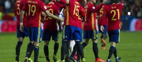 Mundial 2018 España juega irregular
