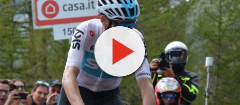 Chris Froome, la sua presenza al Tour de France fa discutere