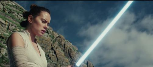 A group of former 'Star Wars' fans is claiming they will remake 'Star Wars: The Last Jedi.' [Image via Star Wars/YouTube]