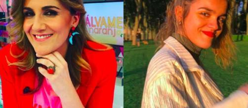Sálvame: Carlota Corredera es comparada físicamente con Amaia Romero de OT