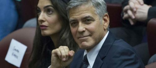 George y Amal Clooney donaron 100 mil dólares para ayudar a los niños inmigrantes