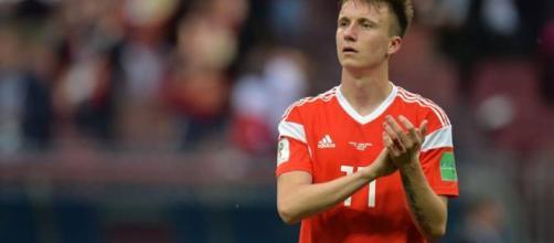Golovín, el jugador que es pretendido por media Europa