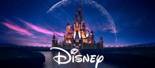Logo inicial en las películas de Disney