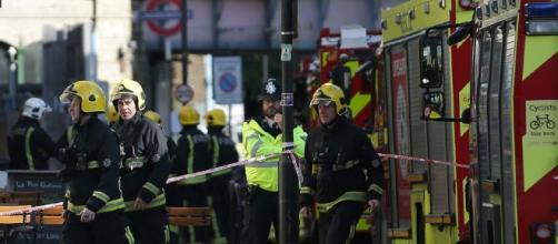LONDRES/ Ocurrió una simple explosión en el metro Southgate