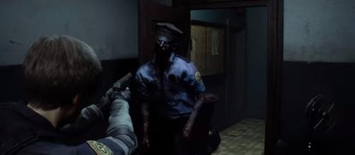 'Resident Evil 2' gameplay video. - [Capcom / YouTube screencap]