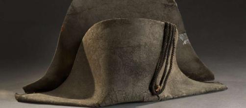 Subasta millonaria por sombrero de Napoleón Bonaparte