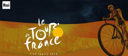 Tour de France 2018, programmazione tv della Rai