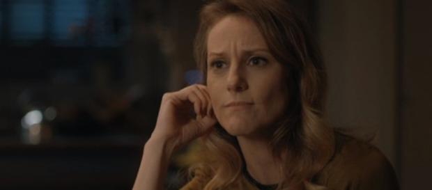 Atriz ficou conhecida ao interpretar Rafaela, na novela ''Mulheres Apaixonadas''. Foto: Reprodução/HBO.