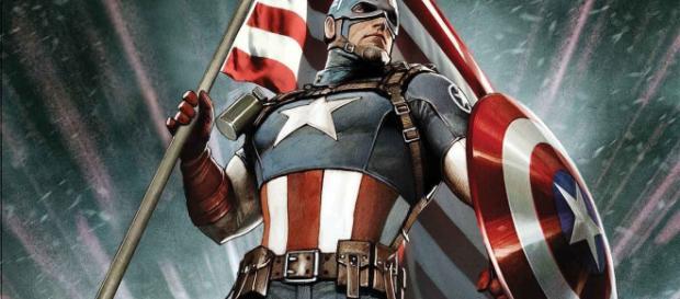 C506) Captain America vuelve a estar congelado, pero… ¿por qué ... - collectible506.com