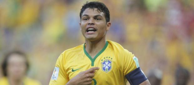 Criticado após eliminação de 2014, Thiago Silva volta a vestir a braçadeira de capitão da Seleção contra a Costa Rica.