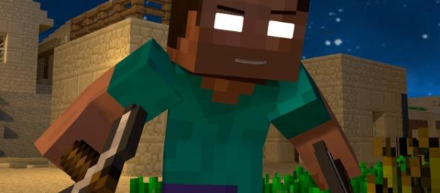 'Minecraft' is now playable between Nintendo and Microsoft players, but Sony is still absent from the equation. [Image via CubeWorks/YouTube]