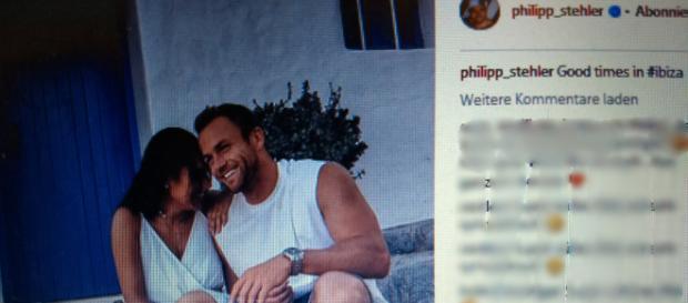 Philipp und Pam sind schon wieder im Paradies - Diesmal auf Ibiza - Foto: Philipp Stehler/Instagram