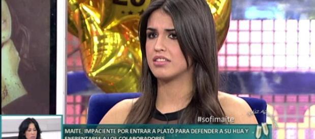 Sofía habla de su pasado familiar en el Deluxe
