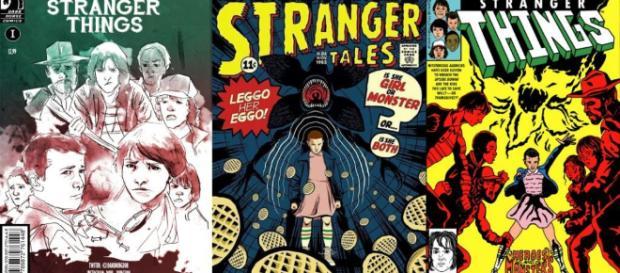 Stranger Things estrenará un Comics de manera oficial
