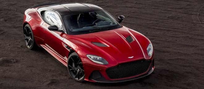 Aston Martin DBS Superleggera: una super GT da 725 cavalli e 340 km/h