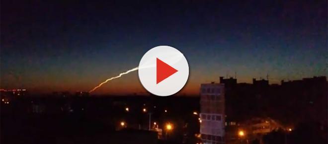 Desvelado el misterio del OVNI del Mundial de Rusia 2018