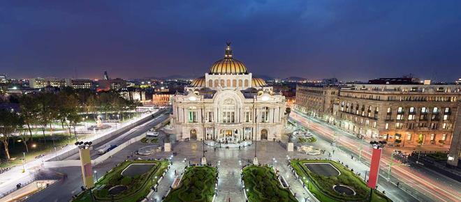 Ciudad de México, epicentro de la violencia en el país